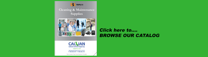 California Janitorial | Online Catalog | San Jose, CA